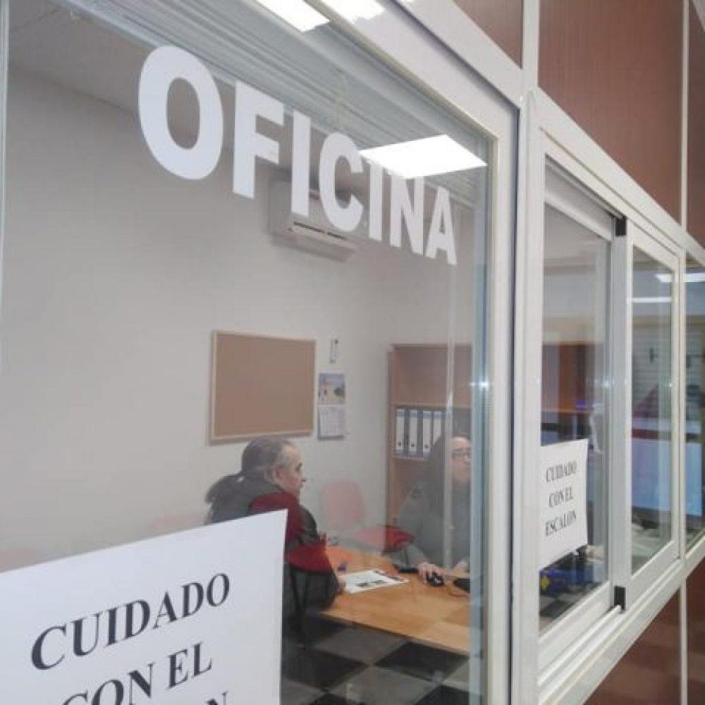 Nueva Oficina Municipal de Las Castillas.