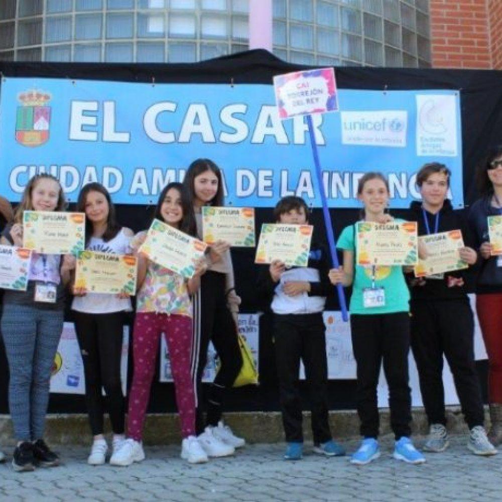 VI ENCUENTRO INTERPROVINCIAL DE CONSEJOS DE INFANCIA Y ADOLESCENCIA DE  GUADALAJARA