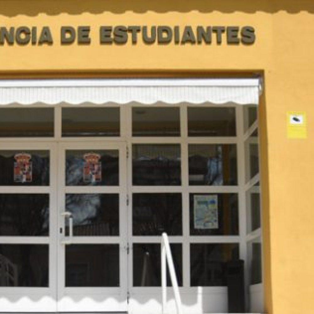 CONVOCATORIA PLAZAS RESIDENCIA DE ESTUDIANTES