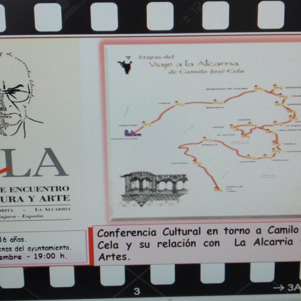 CENTRO DE ENCUENTRO LITERATURA Y ARTE. CELA