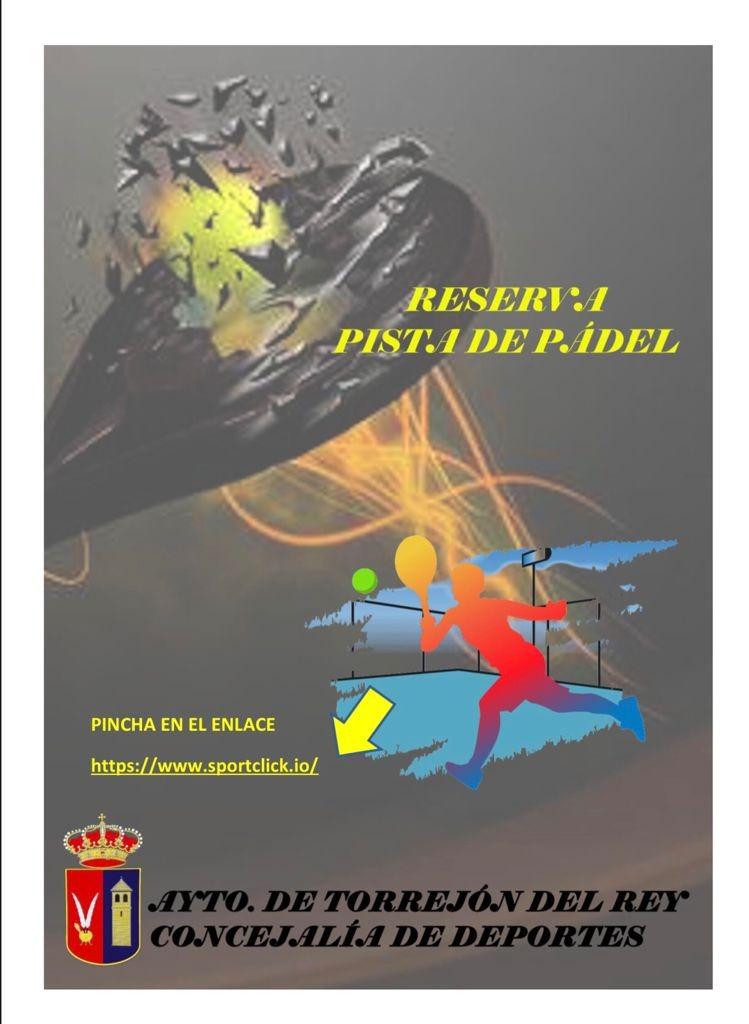RESERVAS INSTALACIONES DEPORTIVAS
